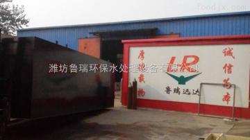 LR龍巖一體化污水處理設備醫院污水處理