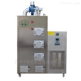 100kg南充市蒸发器发生器厂家高温蒸汽锅炉价格