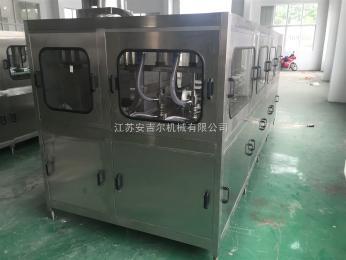 QGF-300厂家直销QGF-300全自动矿泉水桶装水灌装生产线 纯净水灌装机