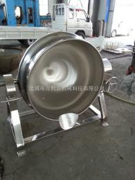 供应侧翻蒸煮锅/电加热夹层锅/不锈钢蒸汽夹层锅