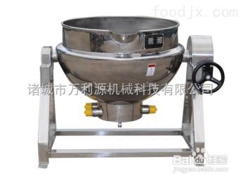 电汽两用夹层锅/手动行星搅拌夹层锅/燃气炒锅