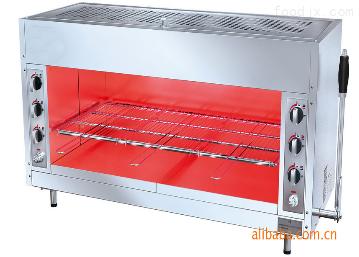 AM-6F红外线面火炉、烧烤炉