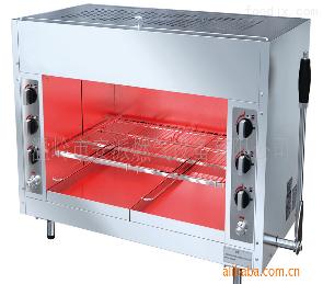 AM-6C红外线面火炉、烧烤炉