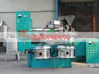 100型江苏菜籽榨油机设备