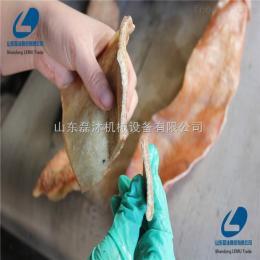 LM-30微波脱脂设备#猪皮脱脂膨化一体机#脱脂肉机械