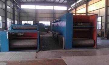 DW-1.2-10鉀肥顆粒專用多層帶式干燥機