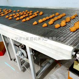 OI554河北食品厂用食品加工输送设备  网链式食品输送机