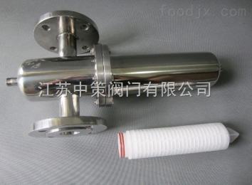 不锈钢压缩空气过滤器