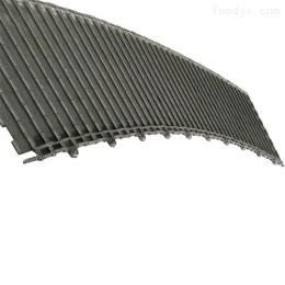W-10-390度转弯链板  不锈钢输送链板 转弯链板价格