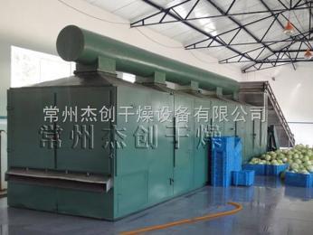 DW2X12-7茵陳專用中藥帶式烘干機-杰創干燥