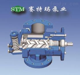 GR70SMT16B600LRF2三螺杆泵意大利原装进口