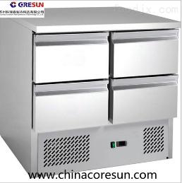 不锈钢冷藏保鲜工作台沙拉台|S901 4D