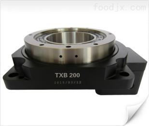TXB200伺服电机旋转平台