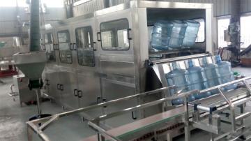 生產桶裝水生產線