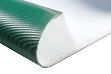 直条纹输送带PVC花纹输送带