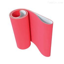 介转机皮带陶瓷切割机皮带 加红胶输送带