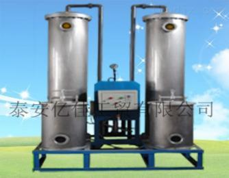 YBJS全自动软化水设备用材放心现低价大促