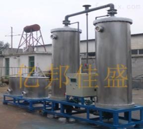 YBJS辽宁朝阳换热器用30T全自动软化水设备自动化程度高