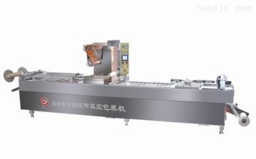 LZ-520全自动连续拉伸膜真空包装机