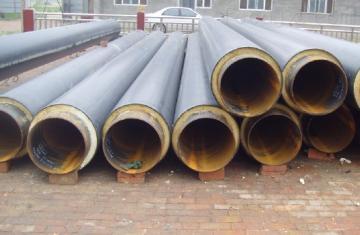 消防供回水聚氨酯发泡保温管//生产商标准价格 报价