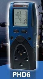 PHD6进口霍尼韦尔PHD6多功能气体检测仪