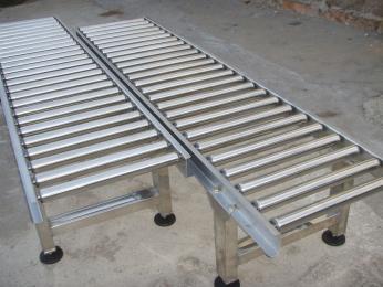 滚筒输送机宁波动力辊筒输送机 线和转弯滚筒线生产辊