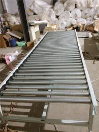 滾筒輸送機生產的滾筒輸送設備生產分揀 線和轉彎滾筒