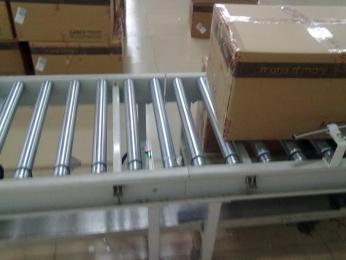滚筒输送机伸缩辊筒输送机厂家直销 水平输送滚筒线
