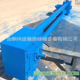 XY粉料装罐管链输送机 高效管链输送机