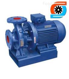 卧式单级单吸管道离心泵,ISW200-315B