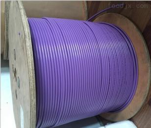 西门子紫色通信电缆