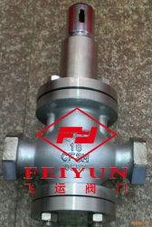 Y13H-16P不锈钢螺纹蒸气减压阀