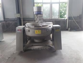 PFT-500山东PFT-500全自动燃气行星搅拌炒锅