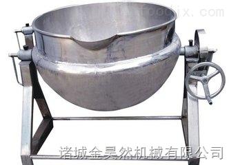 电加热大型黄豆蒸煮锅  高温高压黄豆蒸煮锅  可倾式电加热蒸煮锅