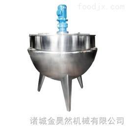 蒸汽加热立式夹层锅  不锈钢蒸汽加热立式夹层锅  食品蒸煮夹层锅