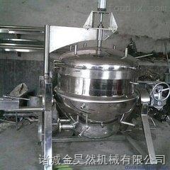 专业生产电加热夹层锅 不锈钢蒸煮锅