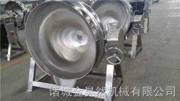 不锈钢蒸汽加热蒸煮锅   食品通用蒸煮锅   多功能蒸汽加热蒸煮锅