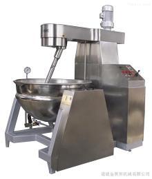 电加热厨房专用炒菜炖肉行星搅拌炒锅   炒菜炖肉炒锅加工设备  全自动搅拌炒锅