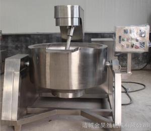 用不锈钢行星搅拌炒锅   大型厨房专用行星搅拌炒锅