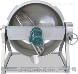 不锈钢可倾式蒸汽加热蒸煮锅  不锈钢可倾式蒸煮锅   肉制品卤煮蒸煮锅