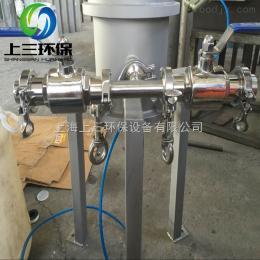 SSLBC-1-1000单芯烛式过滤机 实验用