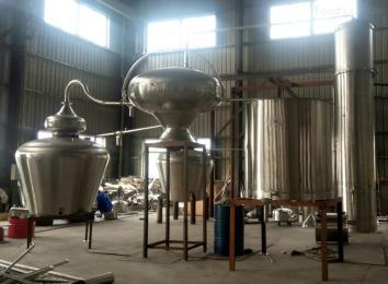 白蘭地釀酒設備