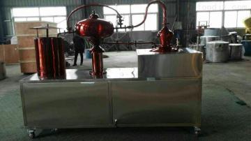 白蘭地釀酒設備-安徽祥派機械制造有限公司