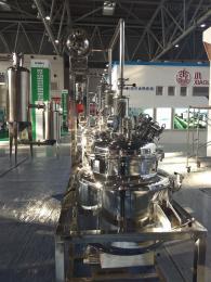 10L-5000L电加热反应釜
