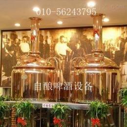100L北京史密力維小型啤酒設備