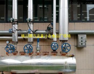 JCVF新疆一种新颖的蒸汽流量计技术,抗震性好