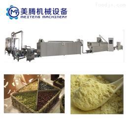 变性淀粉膨化设备预糊化淀粉生产线