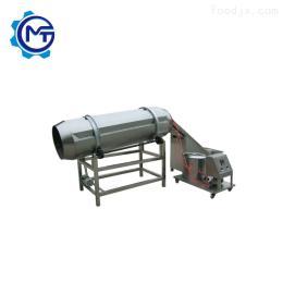 單滾筒調味設備 可調多種食品
