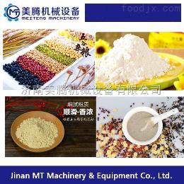 营养米糊生产设备 提供基础配方