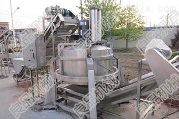 LPTS-1000蔬菜脫水機 蘋果丁脫水機